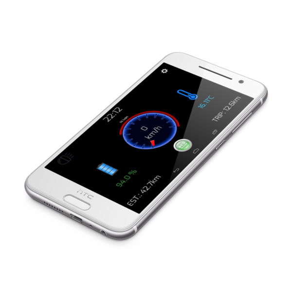 Android application infotainment
