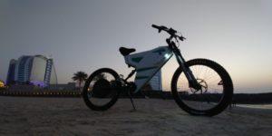 Grunner X world's first smart bike