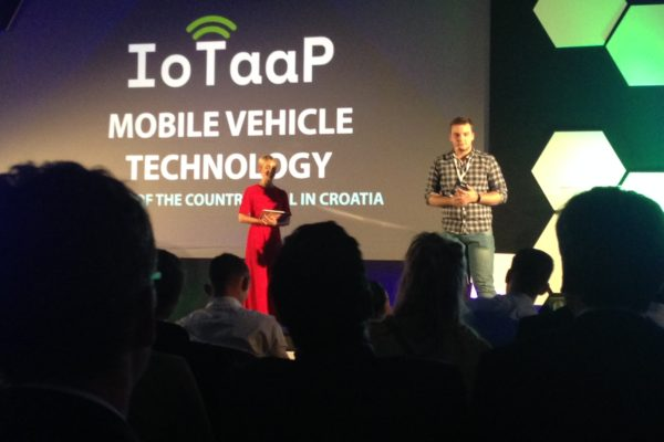 Ivan Golubic IoTaaP at PowerUp by Innoenergy
