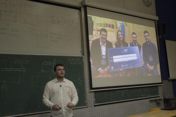 Ivan Golubic predavanje od garaze do emirata