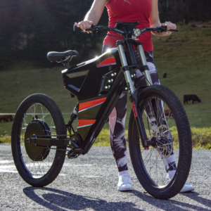 grunner smart electric bike