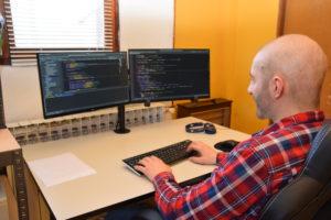 full stack developer iot