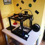 Ender 3D prototyping FDM