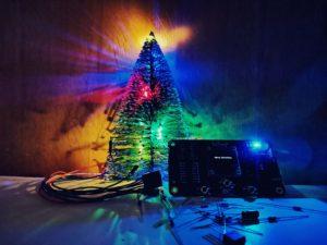 merry christmas technology iot